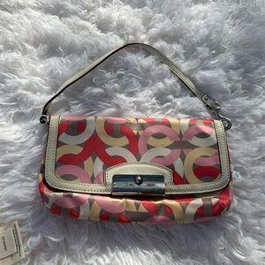 Coach Kristin Print Wallet purse